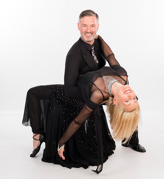 Tanzstudio dance maxX Nürnberg Tanzshow Sven & Nathalie