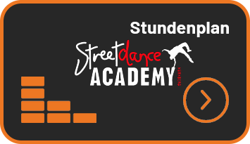 HipHop / Streetdance Academy: Stundenplan