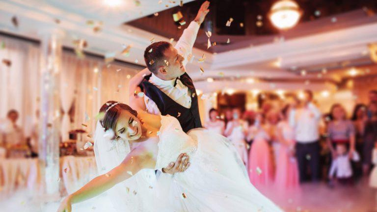Hochzeitstanz mit Wunschchoreografie