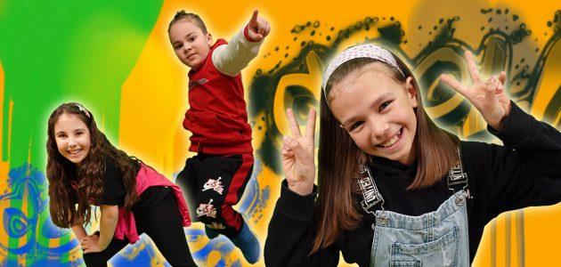 Hip Hop 4 Kids 6-9 Jahre