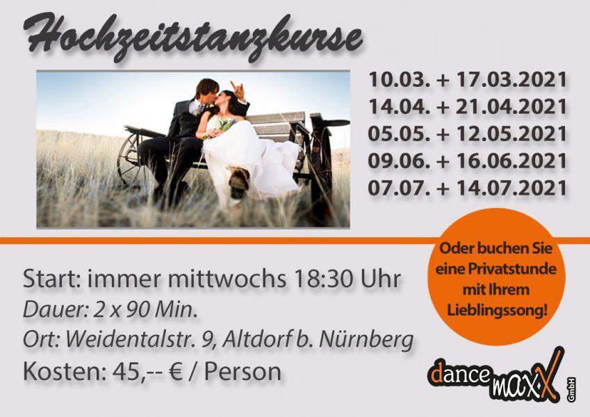 2021 Hochzeitskurse Altdorf