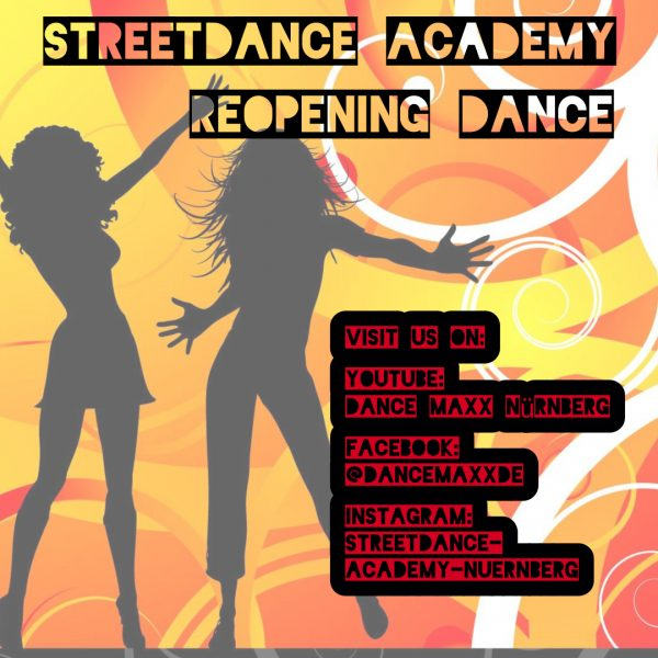 2021 Reopening Dance Insta