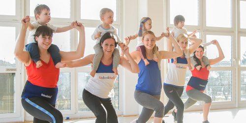 Tanzstudio dance maxX Nürnberg Fit dank Baby Kids