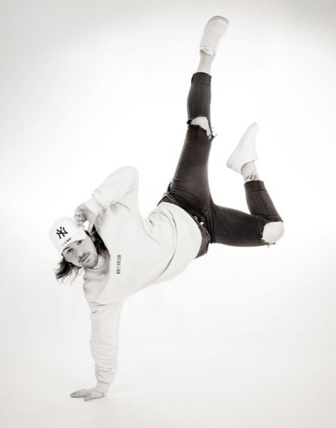 Tanzstudio dance maxX Nürnberg Trainer Flo Hauzenberger
