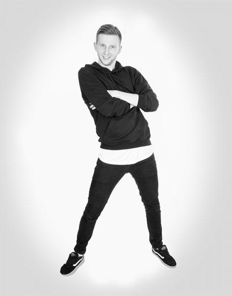 Tanzstudio dance maxX Nürnberg Trainer Ken