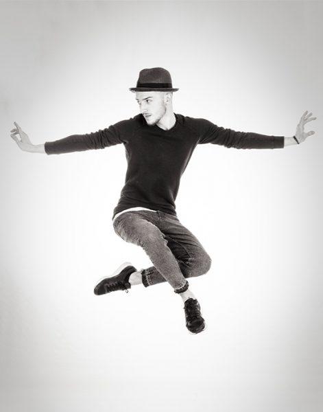 Tanzstudio dance maxX Nürnberg Trainer Pascal Schuller