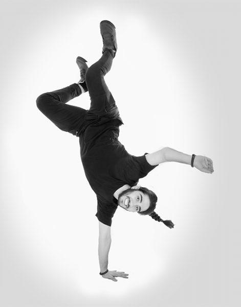 Tanzstudio dance maxX Nürnberg Trainer Zain Talji