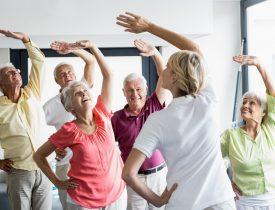 Senioren Tanzkurse